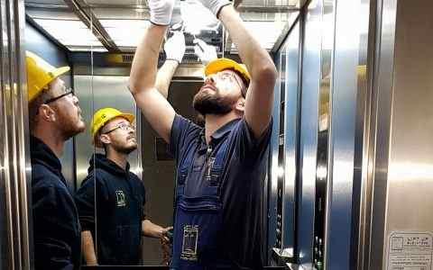 Συντηρήσεις ανελκυστήρων - ασανσερ